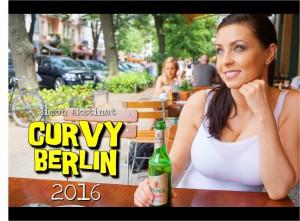 CURVY BERLIN Kalender 2016